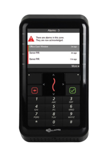 T20-Alarm-Keypad